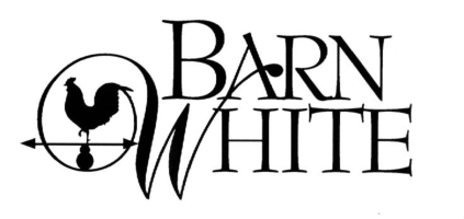Barn White logo